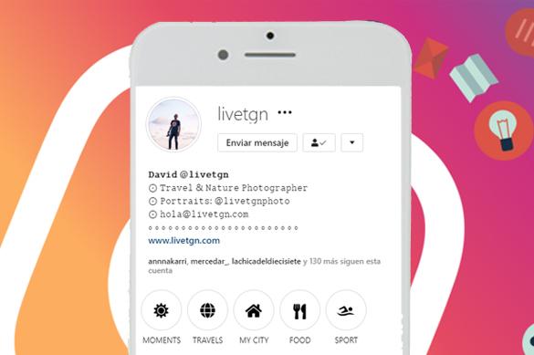 Herramientas para optimizar la bio de Instagram