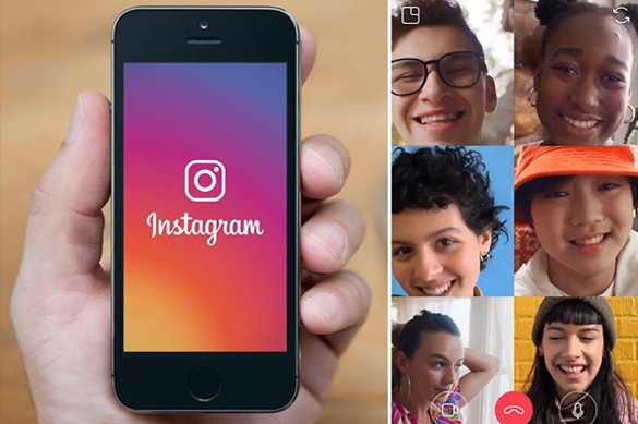 Instagram agrega vídeo chat que admite hasta 50 personas